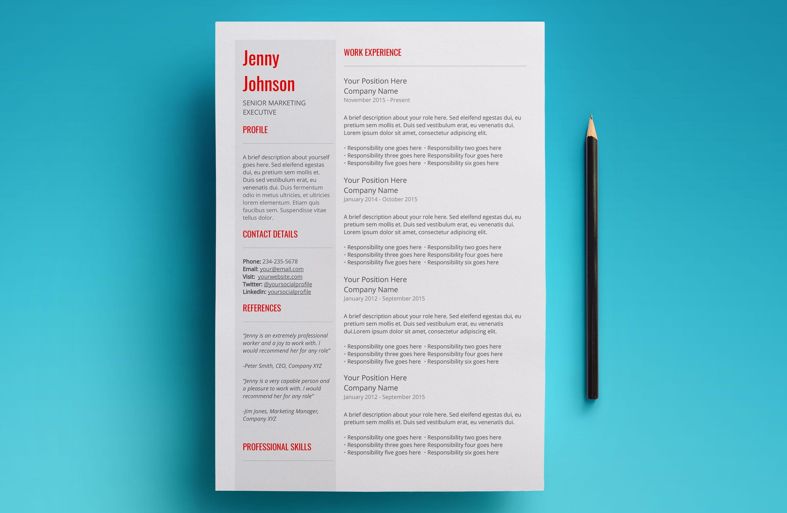 best resume templates download for google docs branson